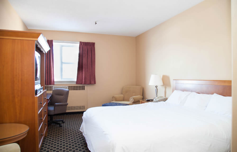 Hotel Room in Hinton's Valley District